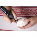 Handpiece gives fingertip control