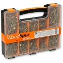 WoodSpur Torx Head Wood Screw Trial Pack