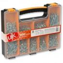 UJK Technology Washer Head Pocket Hole Screws Pack