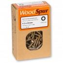 WoodSpur Torx Self Countersinking Screws T20, 4.5 x 25mm(Qty 200)