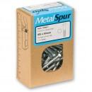 MetalSpur Bolts, M5 x 50mm (Qty 50)