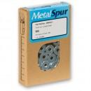 MetalSpur Flat Washers, M5 (Qty 50)