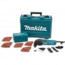 Makita TM3000CX4 Multi-Tool with 57 Accessories 230V