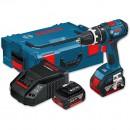 Bosch GSB 18 V-LI Cordless Combi Drill 18V (4.0Ah)