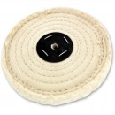 503909 Polishing Mop Stitched Grade G - 150mm x 1 Section