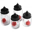 SprayCraft Set of 4 Jars for SP10 & SP20