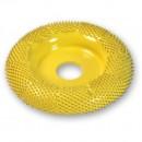 """Saburr Tooth Round Face Carbide Disc 2"""" (50mm)ø Fine"""