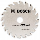 Bosch 85mm Circular Saw Blade 20 Tooth