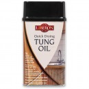 Liberon Quick-Drying Tung Oil - 500ml