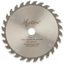 Axcaliber Contract Saw Blade 160 x 2.2 x 20mm 28T