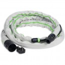 Festool Covered Suction Hose/Plug It Cable 3.5m