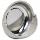 Magnetic Round Tray with Non-Conductive Strip
