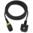 Festool Spare 'Plug-It' Cable - 230V