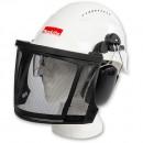 Makita Chainsaw Head Protection, Helmet, Visor & Muffs
