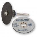 Dremel Speed Clic System Starter Kit