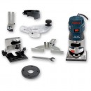 Bosch GKF 600 Palm Router Kit - 230V