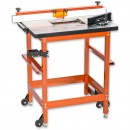 UJK Technology Professional Router Table Cast Iron Top