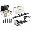 Festool DOMINO DF 500 Q-Set Jointer & Assortment 1060 - PACKAGE DEAL