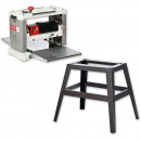 Axminster Trade Series CT330 Thicknesser & Floor Stand - PACKAGE DEAL