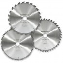 Axcaliber Contract 205mm TCT Saw Blades (x3) - PACKAGE DEAL