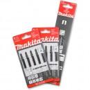 Makita Jigsaw Blades L10, B11, B12 - Pack 15
