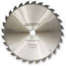 Axcaliber Contract TCT Saw Blade Rip - 315mm x 3mm x 30mm T28