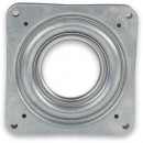 Triangle Lazy Susan Bearing - 75mm Square