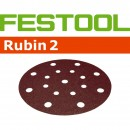 Festool Rubin 150mm Sanding Discs - 60 Grit (50)