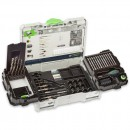 Festool CENTROTEC Systainer Kit 98 Piece