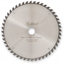 Axcaliber Contract TCT Thin Kerf Saw Blade - 254mm x 2.1mm x 30mm T48