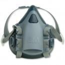 3M 7502 Half Mask - Medium (Light Blue)