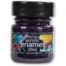 Polyvine Acrylic Enamel Paint - Purple 20ml