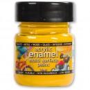 Polyvine Acrylic Enamel Paint - Yellow 20ml