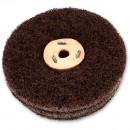 Shesto Satinising Abrasive Lap Mop - Medium (approx 120g) 150mm