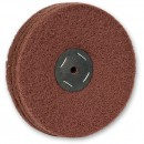 Shesto Satinising Abrasive Lap Mop - Very Fine (approx 320g) 150mm