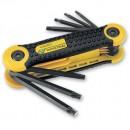 Proxxon 8 Piece Folding Torx Key Set