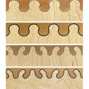 Leigh Isoloc C Joint Templates For D4RM Dovetail Jig