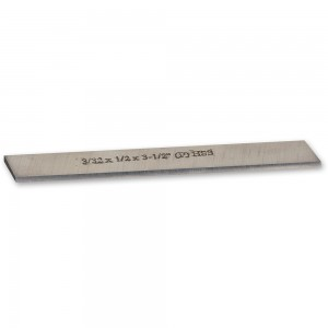 Tapered Parting Blade for Lathe Tooling Set