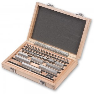 Axminster 47 Piece Gauge Block Set