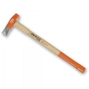 Bahco Log Splitting Maul Hickory Handle