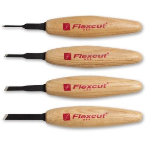 Flexcut MT200 Micro Skew Tool Set