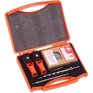 UJK Technology Mini Pocket Hole Jig Kit