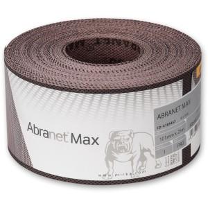 Abranet Max Abrasive Roll 101mm x 25m