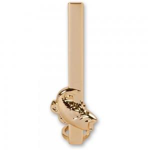 Bass Clips in Gold for Slimline Pen
