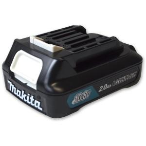 Makita BL1020B Li-Ion Slide Battery 10.8V (2.0Ah)