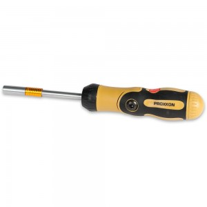 Proxxon Foldable Screwdriver with Ratcheting Function