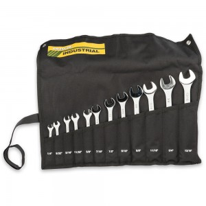 Proxxon SlimLine Combination Imperial Spanner Set 12 pieces