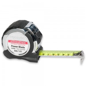 Axminster Precision Power Blade Tape