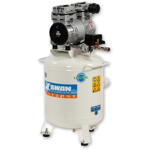 Swan DRS-210-30 Oil Free Low Noise Compressor