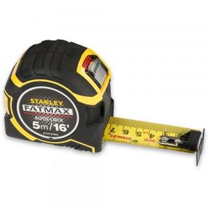 Stanley FatMax Pro Autolock Tape 5m/16ft